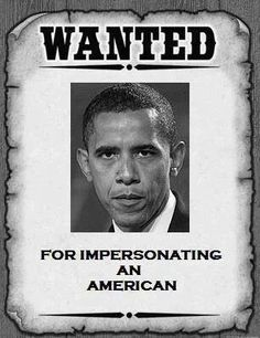 WANTED OUT OF AMERICA!