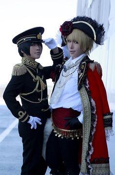 Japan and England, Axis powers Hetalia   pisuke - WorldCosplay