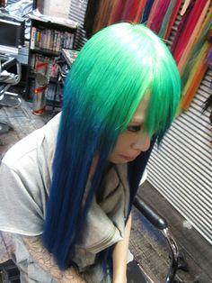 派手・特殊・原色カラーコレクション |HAIR STUDIO mimic(ミミック)HIROSHIMA