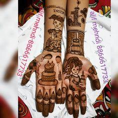 Baby Mehndi Design, Peacock Mehndi Designs, Mehndi Designs For Kids, Indian Mehndi Designs, Mehndi Designs For Beginners, Modern Mehndi Designs, Mehndi Design Pictures, Wedding Mehndi Designs, Mehndi Designs For Fingers