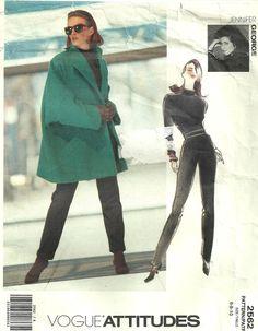 Vogue 2562 Vintage Designer Sewing Pattern By by studioGpatterns, $12.50