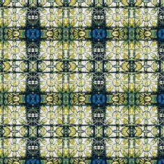Adire - Blues syndrome fabric by susaninparis on Spoonflower - custom fabric African Fabric, Custom Fabric, Spoonflower, Printing On Fabric, Craft Projects, Blues, Quilts, Gift Wrap, Crafts