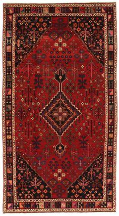 Qashqai - Shiraz Perser Teppich 340x185