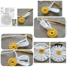 Croshay Design Crochet Patterns : ... Handmade on Pinterest Vanessa montoro, Crochet and Free crochet