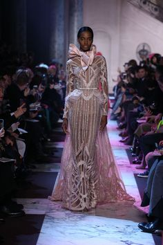 All the Looks from Elie Saab Spring 2018 Couture Couture Fashion, Runway  Fashion, High dbed5f6816