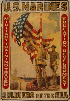 Examples of Propaganda from WW1 | American WW1 Propaganda Posters Page 67