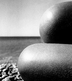 Bill Brandt: Nude, Baie des Anges, France, October, 1958