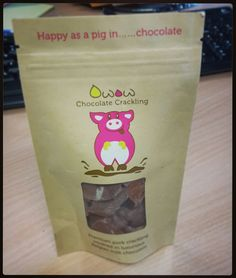 #bacongifts chocolate crackling was definitely a winner :)