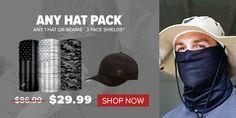 Deals - Alpha Defense Gear Free Singles, 3 Face, Hat Making, Packing, Hats, Bag Packaging, Hat, Hipster Hat