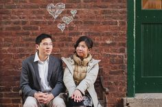 Pre-Wedding at Knox College & Historic Distillery District ...