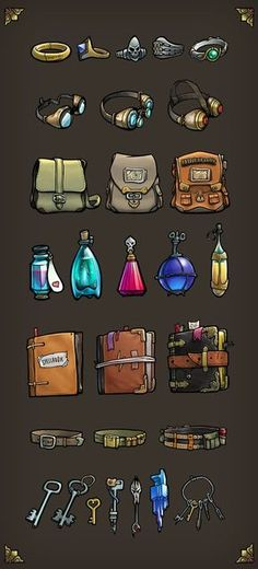 object game design / object game - object game design - object game - object game art - hidden object games - hidden object games free - guess the object game - object pronouns games Game Design, Prop Design, Game Character Design, Design Art, Rpg Map, Game Icon, Game Dev, Pc Game, Writing Inspiration
