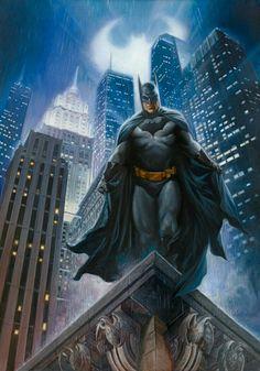 Over Gotham