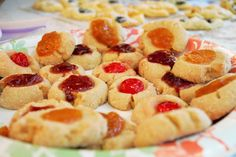 Thumbprint cookies  By Miss Maehym Photography!