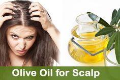 Olive oil with amazing properties helps a lot in protecting the scalp and making it healthy that promotes healthy, shiny and beautiful hair