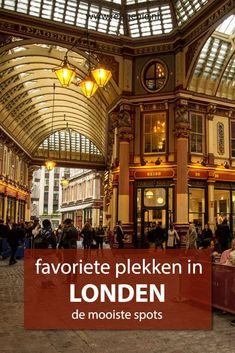Op zoek naar tips voor Londen? In dit artikel laat ik je mijn favoriete plekken zien! Kijk maar eens mee. London Tips, Diagon Alley, Covent Garden, Big Ben, Dutch, Europe, How To Plan, World, Building