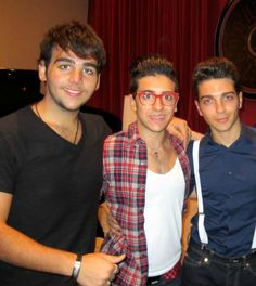 il volo | Saw them at the Chicago Theater last Sept. and they were fabulous! Would love to see them in concert in ITALY when we go next summer...