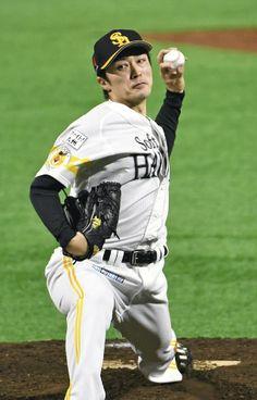 和田が好投、タカ3年ぶりの開幕戦白星