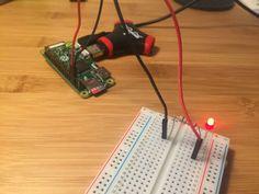 Methods for adding Pi LED status indicators
