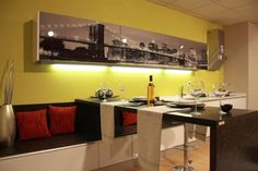 Skyline kitchen  Cocina skyline