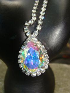 I love rainbow gems like this!