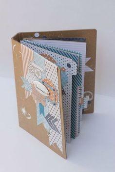 après celui de Steff en Kokeshi..voici le mien en Vice Versa! une petite merveille kraft comme on aime! facile à embellir, du papier, de la peinture acrylique et hop!! convaincues?? matériel Tog