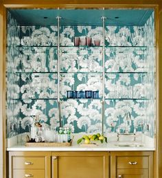 Wallpaper+101:+Your+Ultimate+Guide+to+Statement+Walls+via+@domainehome