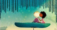 L'amour de tous les jours, ce sont des petits gestes de tendresse qui nous comblent Image: 8