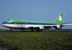 Aer Lingus Boeing 747-148 EI-ASI (MSN 19744/LN 84)  03 November 1970: First flight 15 December 1970: Delivered to Aer Lingus as EI-ASI 28 September 1973: Leased to Air Siam as HS-VGB 17 April 1976: Returned to Aer Lingus as EI-ASI 03 October 1979: Leased to Air Algerie13 October 1979: Returned to Aer Lingus July 1991: Ownership taken by GAL 23 November 1994: Stored at Dublin 14 February 1997: Delivered to Kabo Air as 5N-ZZZ by 06 May 2000: Stored at Roswell April 2003: Scrapped