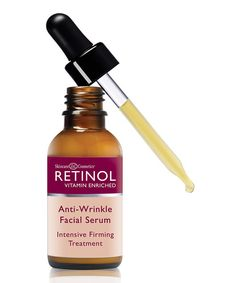 Look at this Retinol Anti-Wrinkle Facial Serum - Women on #zulily today!
