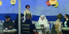 Edward Hopper. Soir bleu.
