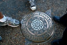 Princess Diana Memorial Walk by Kathleen Tyler Conklin, via Flickr
