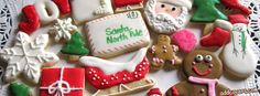 Christmas Cookies Facebook Covers for your FB timeline profile