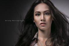 Muse : Mega  Make-up : Tiwi Yahdi (me) Photo by : 2riang photography