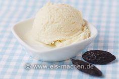 Eis-Rezept: Tonkabohneneis selbst machen (Variante 2)