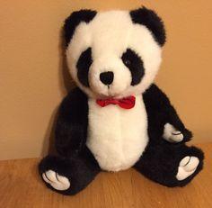 Plush PANDA BEAR ~ Steven Smith Soft Stuffed Animal Toy  #StevenSmith #panda