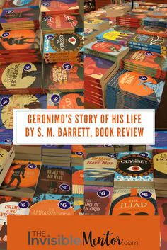 Geronimo's Story of His Life by S. M. Barrett is a great start to learning some of America's history. The reader gets insights into what was like in the nation when it was still untamed. The book teaches some important lessons such as respect, honor, and gratitude that will make a difference at work. Click through to read my article, Review – Geronimo's Story of His Life by S. M. Barrett.