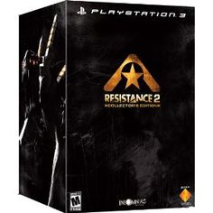 Resistance 2 Collectors Edition for $21.99 (reg. 79.99$)
