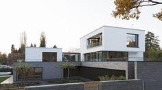 Deeken Architekten - Projekte - Haus am Kanal, Lingen