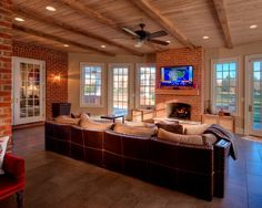 Family Room Additions Great Room Addition traditional family