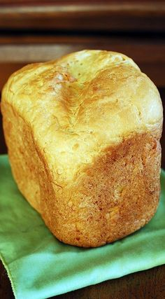 How to make basic white bread in a bread machine less dense