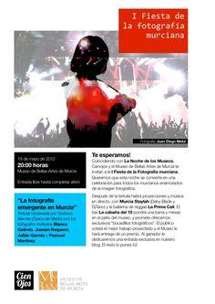 Fiesta de la Fotografía Murciana - 18 de mayo de 2012.