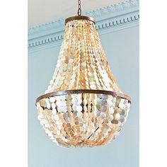 Alessandra 5-Light Chandelier | European-Inspired Home Furnishings | Ballard Designs