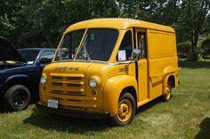 Dodge Route Van - 1951 Dodge Srt, Step Van, Ram Trucks, Vans, Type 3, Vehicles, Theater, Delivery, Facebook