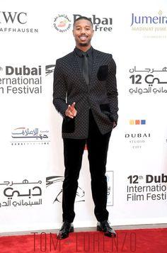 a808c4ed54237 Michael B. Jordan at the 2015 Dubai International Film Festival