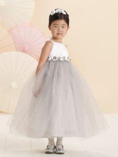 Joan Calabrese 214374 | Girls Party Dress | Wedding Flower Girl Dress