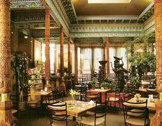 Boulder Colorado - this restaurant looks great:  Boulder Dushanbe Tea House.