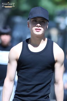 Jackson (GOT7) - BRUH, THOSE ARMS THO!!! ;DDD