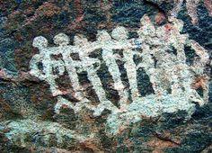 tamil nadu rock art - Google Search
