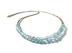 Items similar to blue faceted apatite gemstone african brass necklace for women / beaded layering necklace / minimalist necklace / bohemian necklace on Etsy Wire Clasp, Brass Necklace, Bohemian Necklace, Minimalist Necklace, Simple Jewelry, Necklace Lengths, Turquoise Bracelet, Gemstones, Etsy