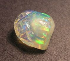 yet another Fire Opal, Mexican